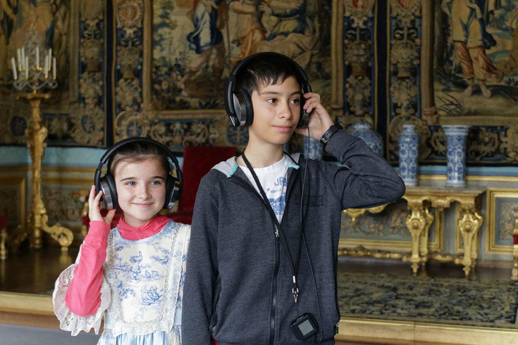 Audioguide SWOP Le Narrateur