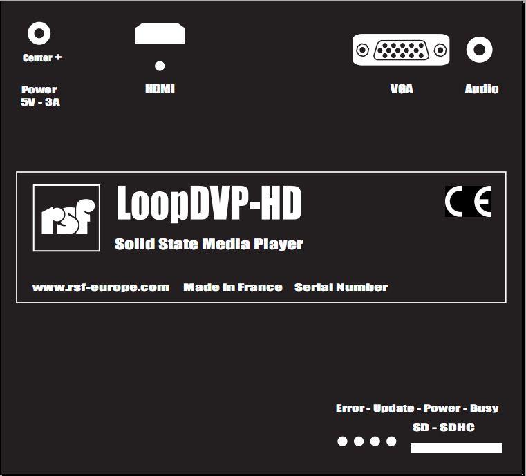 LoopDVP-HD rsf europe